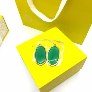 Authentic KENDRA SCOTT Danielle Statement Earrings